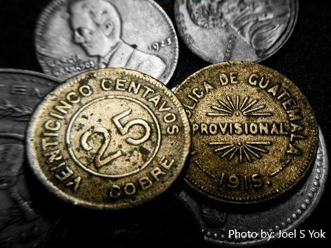 Use Of The Metal Coin And Therefore Indigenous Communities Were Forced To Work In Mines Discovered Guatemala 1543 First